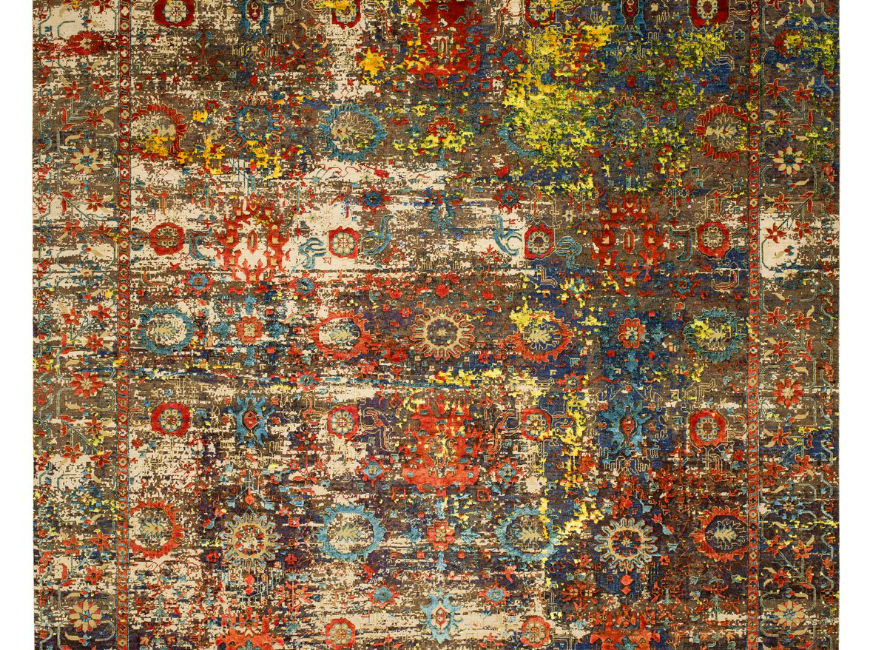 TOP 5 GERMAN CONTEMPORARY RUGS DESIGN YOU WILL LO