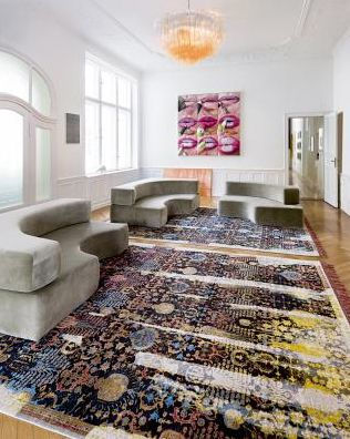 Handmade Carpet: A Comprehensive Guide to Contemporary Rugs by .