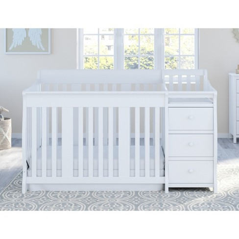 Storkcraft Portofino 4-in-1 Convertible Crib And Changer : Targ
