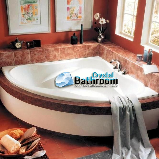 Acquire the Best Bathing Experience with Corner Bath Tubs .