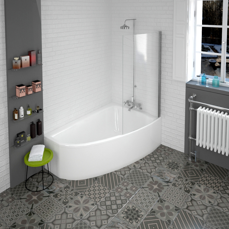 Why Corner Baths Are A Great Choice When Designing Your New .