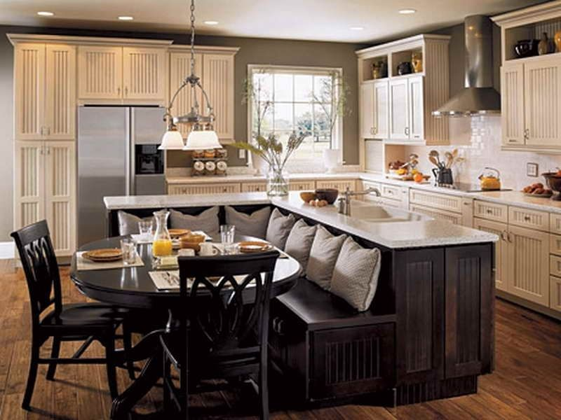 Image result for corner kitchen table with storage bench | Kitchen .