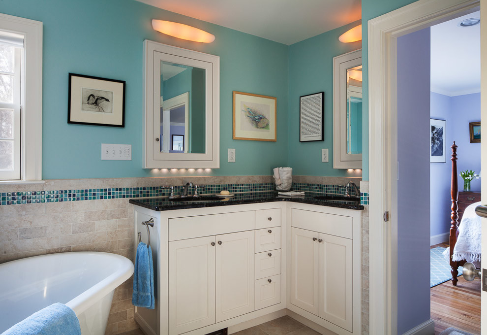 Master Suite Remodel - Traditional - Bathroom - Boston - by .
