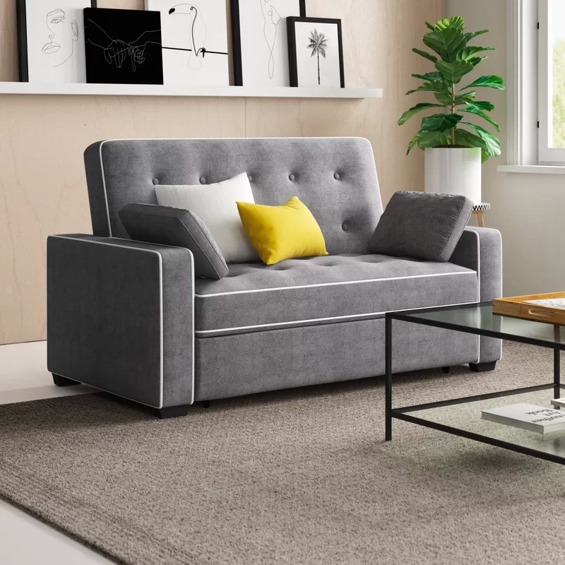 51 Sofa Beds To Create A Chic Multiuse Space That Guests Will Lo