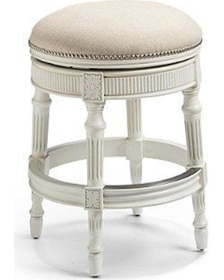 Counter Height Backless Swivel Bar Stools