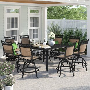 Counter Height Outdoor Table And Chairs