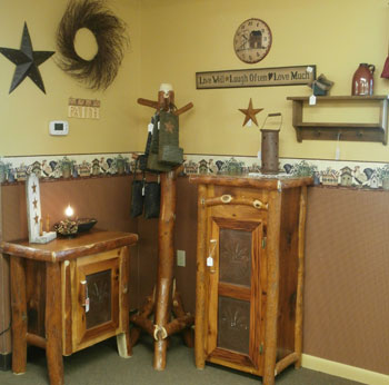 Zimmermans Country Furniture - Rustic Furniture in Bedford,