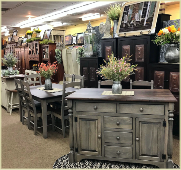 Amish Furniture – KC Country Home Accen