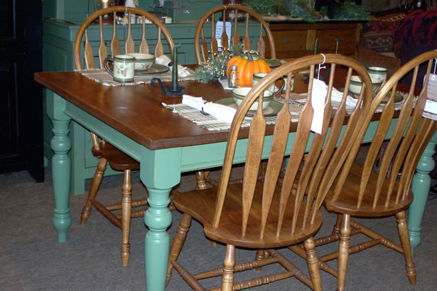 Early Pine Country Furniture - Denver PA - Living Rooms, Dining .