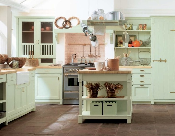 Country Kitchens : Definition, Ideas, In