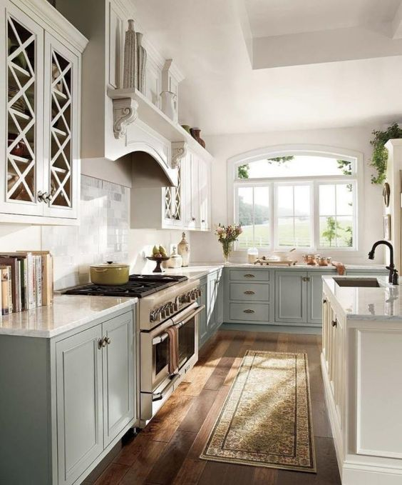 Elements of a Great Modern Country Kitchen   Decorated Li