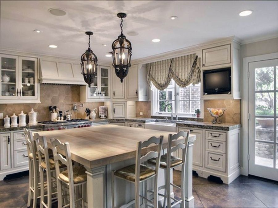 Amazing of French Country Kitchen Ideas Elegant French Country .