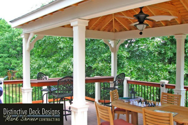 Top 7 Ways to Customize Your Covered Patio Desi