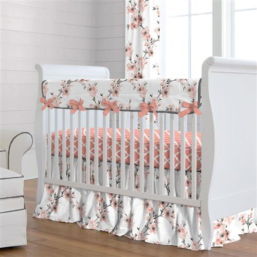 Crib Bedding For Girl Baby
