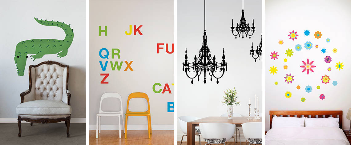 Decals for walls   In Deco