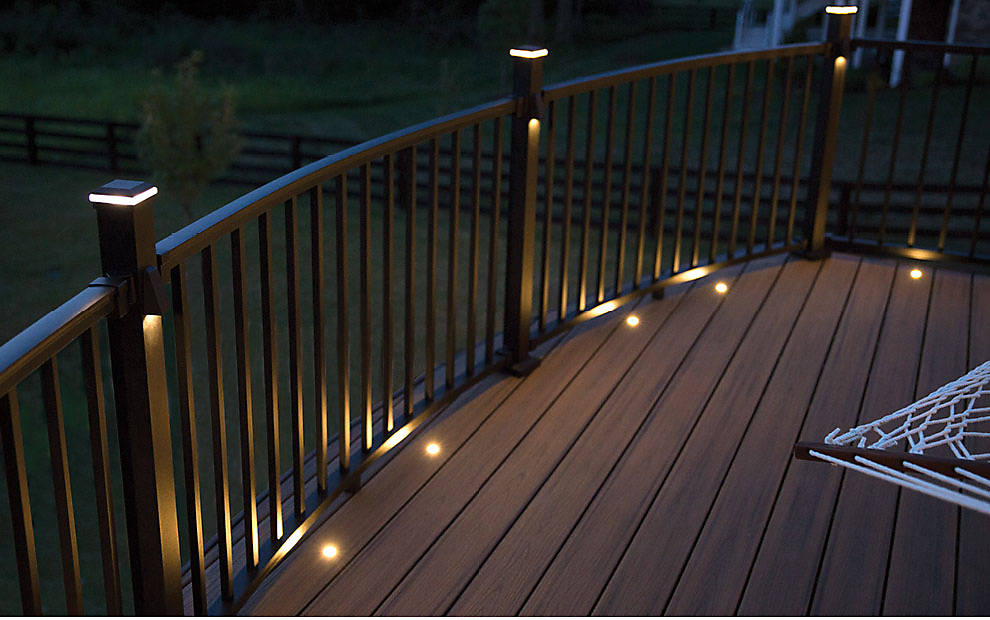 Trex® Signature™ Railing - Great for Outdoor & Deck Hand Railing .