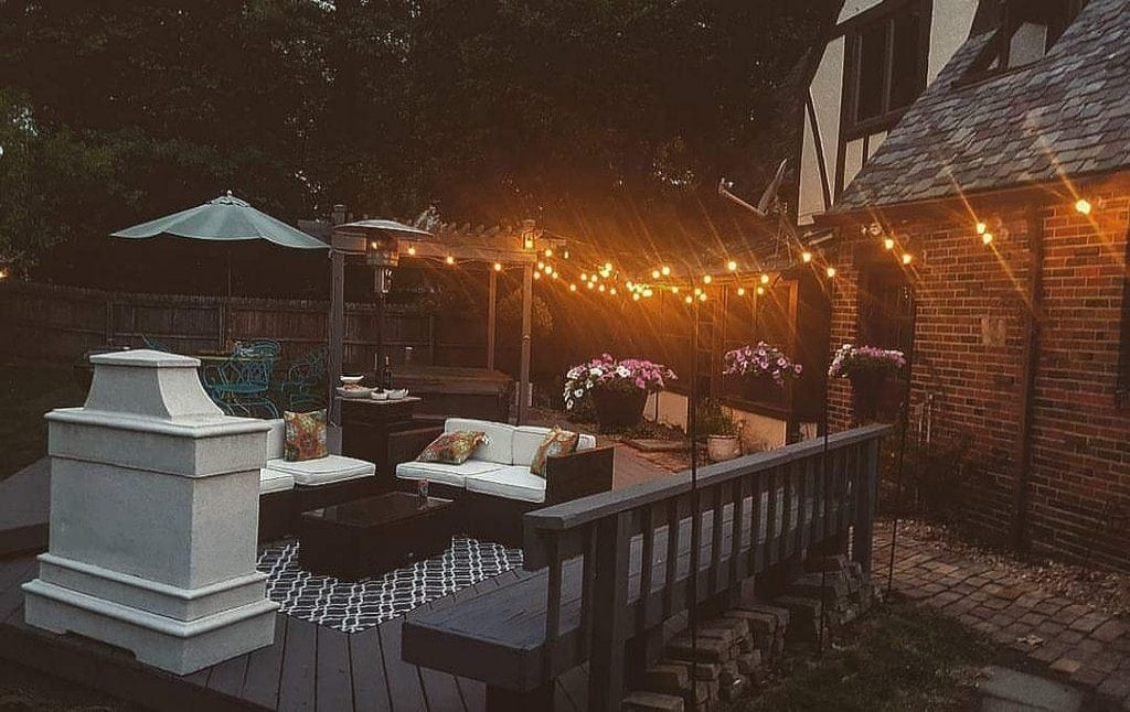 7 Outdoor Deck Lighting Ideas | Premier Outdoor Lighting of MD, DC,