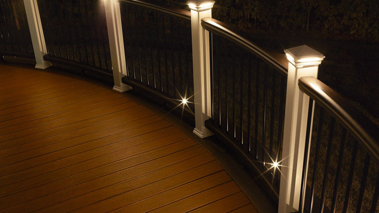 Deck Lighting - Outdoor Lighting - DecksDire