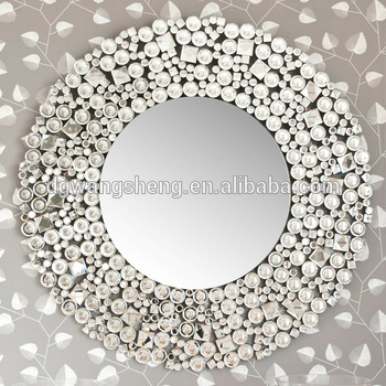 Modern Living Room Compact Decorative Wall Mirror - Buy 3d .
