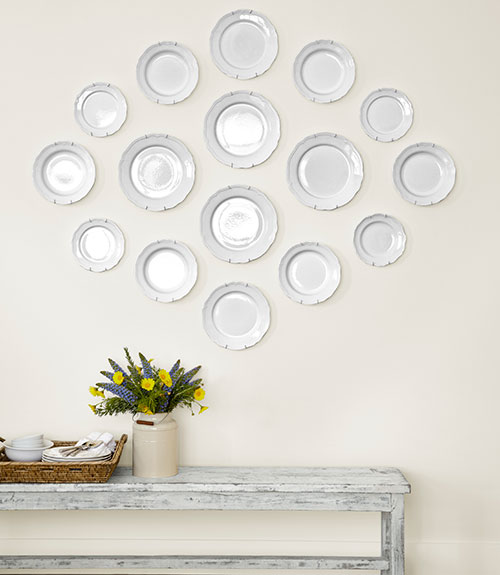 Decorative Wall Plates - Country - dining room - Country Livi