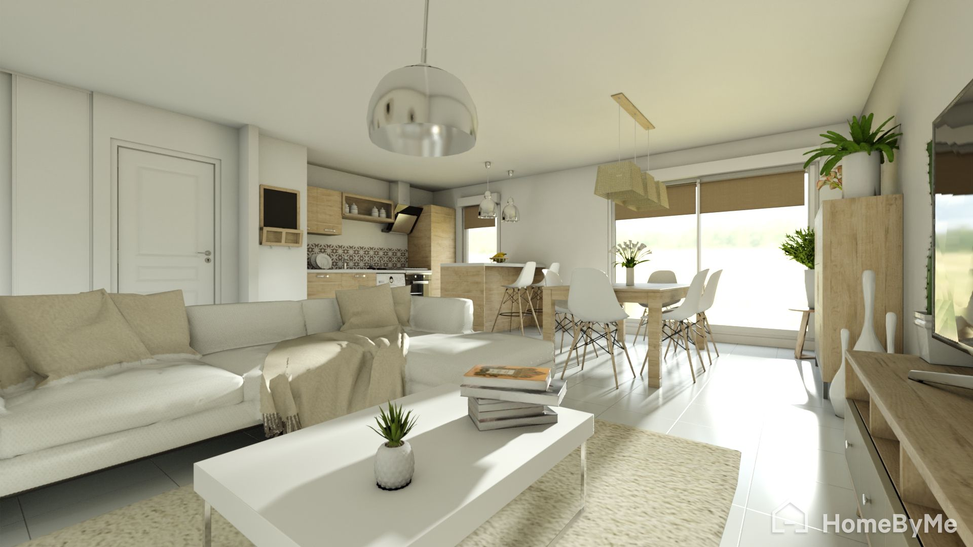Free and online 3D home design planner - HomeBy