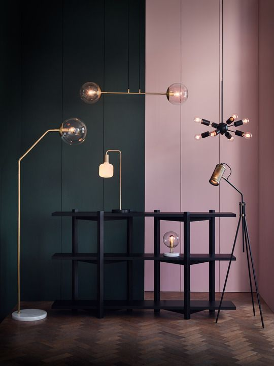 Statement Designer Lighting | Heal's Floor Lights | Floor lamp .