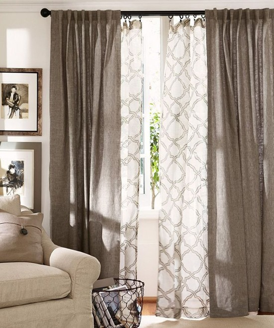 Sheer Curtain Ideas For Living Room   Ultimate Home Ide