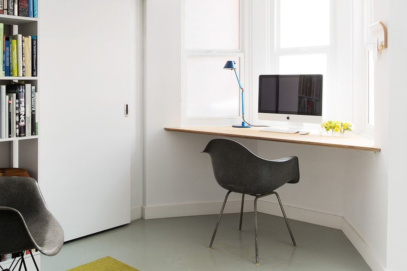 21 Desk Ideas Perfect for Small Spac
