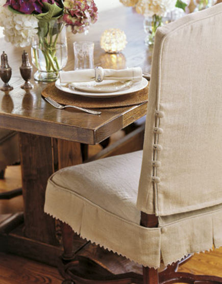 Dining Chair Slipcove