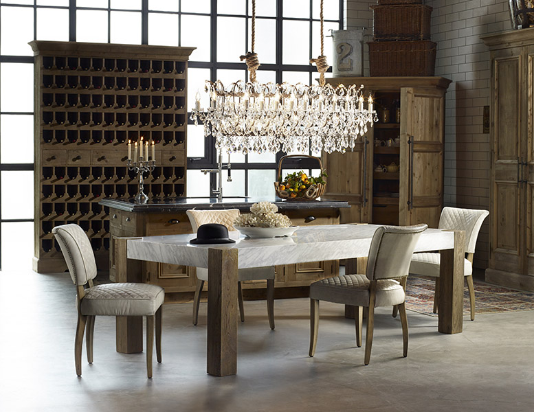 How to choose your dining room chandeli