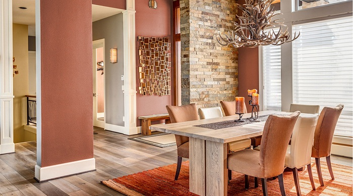 Dining Room Color Ideas: Modern to Traditional Color Scheme .
