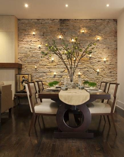 165 Modern Dining Room Design and Decorating Ideas | Dining room .
