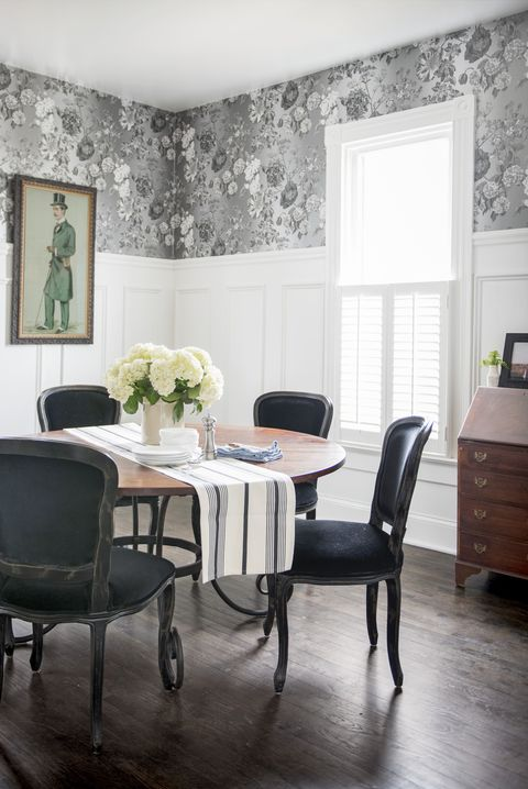 30 Best Dining Room Decorating Ideas - Pictures of Dining Room Dec