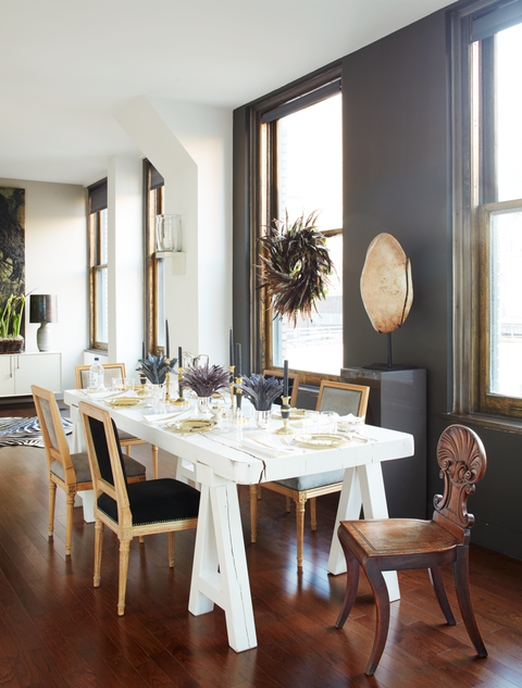 Best Dining Room Paint Colors - Color Schemes for Dining Roo