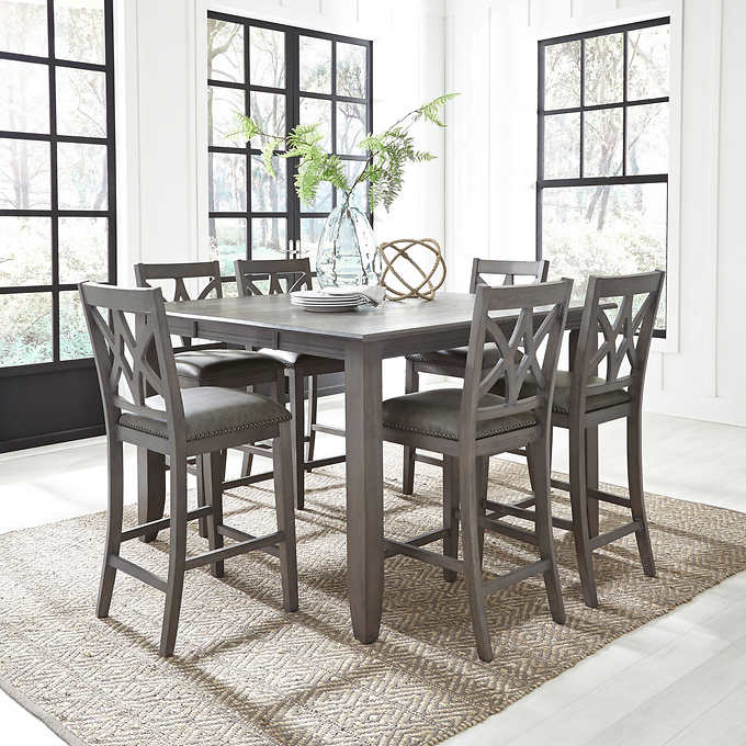 Wilmington 7-piece Counter-height Dining S