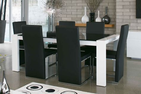 Milano Dining Furniture from Insato from Harvey Norman New Zealand .