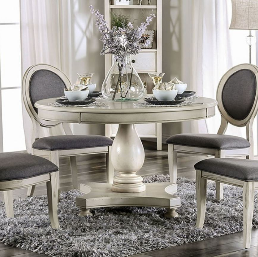 Dining Tables Nitedesigns Com, Round Dinner Table Set
