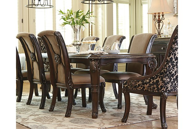 Valraven Dining Room Table | Ashley Furniture HomeSto