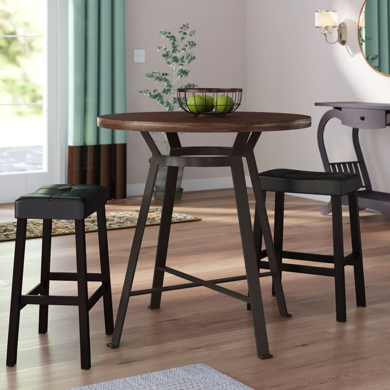 Brayden Studio Dube Dinning Table & Reviews | Wayfa