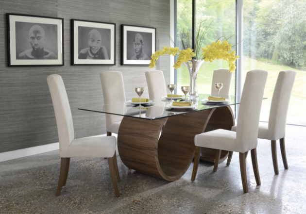 17 Classy Modern Dining Room Tables That Will Attract Your .
