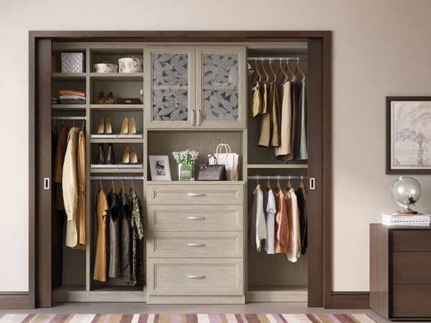 DIY Organization Solutions with Smart California Closet Syste