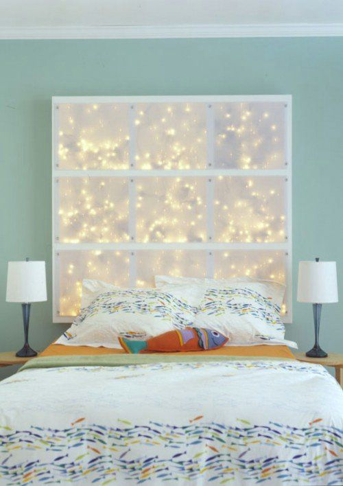 40 Dreamy DIY Headboards You Can Make by Bedtime | Bedroom Decor .