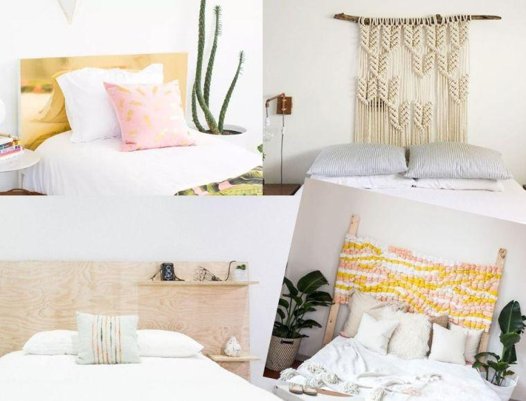 20 easy DIY Headboards ideas for your bedroom | My wall decor ide