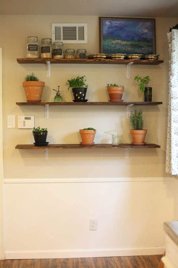 Budget-Friendly DIY Shelving Ideas for Your Home | The Turquoise Ho