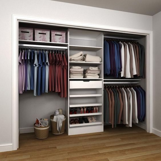 Fabulous DIY Wardrobe Organizers Ideas | DIY Projec