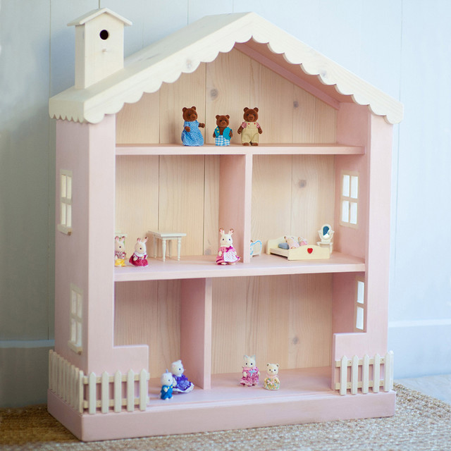 28 Dollhouse Bookcases That Can Be Perfect For Your Kids .