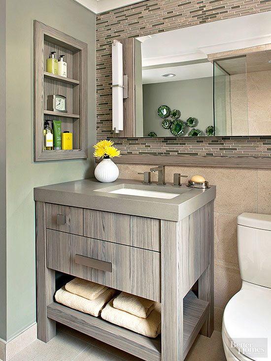 Double Vanity Ideas For Small Bathrooms