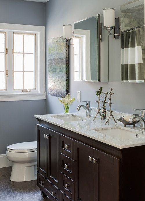 Ideas for Bathrooms With Double Vaniti