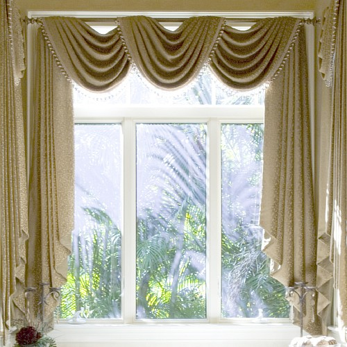 Drapery Curtains using affordable patterned curtains | Curtains .