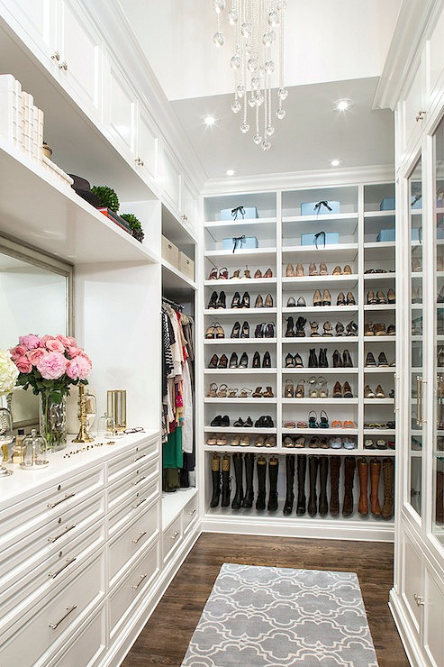 Closet Organizing Tips to Incorporate from these Dream Close